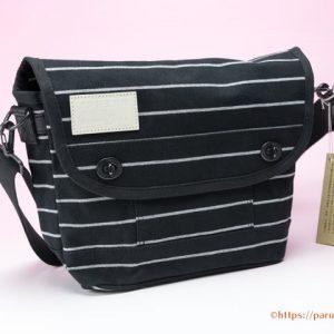 犬印鞄製作所の職人のこだわりが見える頑丈な帆布のバッグの紹介(上野パルコヤ限定)