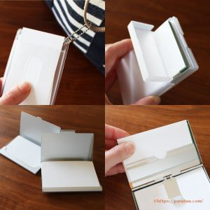無印良品 カードケースシリーズ