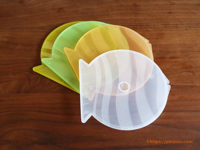 お魚CDケース