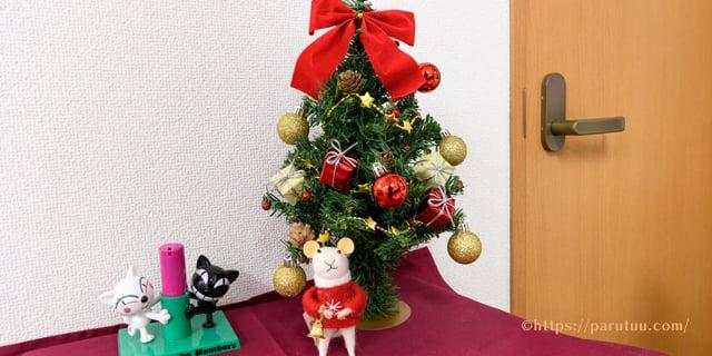 フランフランのクリスマス雑貨
