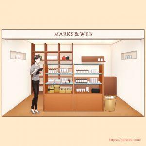 MARKS&WEB(マークスアンドウェブ)